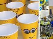 Decoración ideas para fiesta Minions