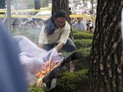 Surcoreano prende fuego delante embajada japón seúl (+video)