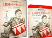 "oscarizada tambor hojalata"", volker schlöndorff, blu-ray dvd"