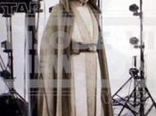 Filtran imagen Luke Skywalker Episodio Star Wars