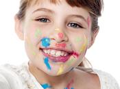 trucos para limpiar desastres comunes niñ@s