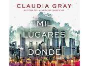 Reseña~ lugares donde encontrarte Claudia Gray
