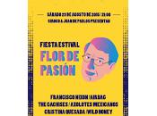 Siroco espera Festival flor pasión