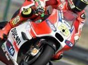 Lucha mejor resultado entre hombre Ducati, Iannoe Dovizioso