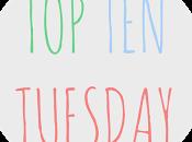 Tuesday: Libros llevan mucho tiempo estantería