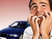 Amaxofobia pánico conducir vehículo