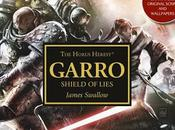 Garro:Shield Lies,de James Swallow.Una reseña