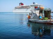 Postales viaje: Crucero 2010