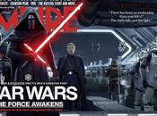 "Primera cubiertas empire magazine para ""star wars: despertar fuerza"""
