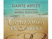 Corazones arena Dante Avilés