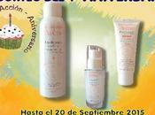 Sorteo Aniversario Blog Hidratamos piel AVÈNE!