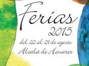 FESTIVAlcalá: Ferias Alcalá Henares 2015...