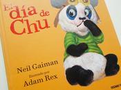 Chu, Neil Gaiman [Fotorreseña]