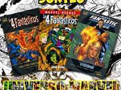 Sorteamos lote cómics Fantásticos