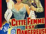 MUJER PELIGROSA, (UNA) (This Woman dangerous) (USA, 1952) Negro, Thriller