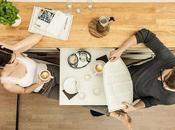 Mueble auxiliar cocina para arrimar pared.