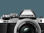 Nueva Olympus OM-D E-M10 Mark