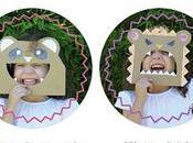 Máscaras infantiles para vuelta cole Zippy