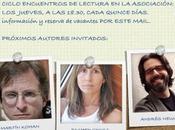 Eventos Siguen Encuentros Lectura Asociación Ex-Alumnos Nacional Buenos Aires