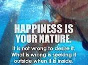 Buscando felicidad