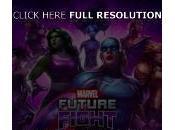 Llega Secret Wars juego Marvel Future Fight