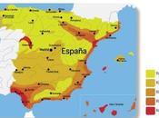 Ciudades Españolas mosquitos