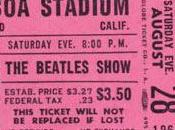 Años: Ago. 1965 Balboa Stadium Diego, California