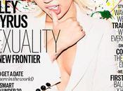 Miley Cyrus para ELLE Reino Unido confiesa PANSEXUAL