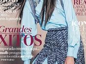 Joan Smalls hace triple portada para Vogue México