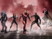 1ras imagenes promocionales Capitán América: Guerra Civil