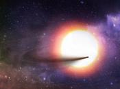 Planeta rocoso desintegra podría revelar secretos cómo formó nuestro sistema solar