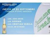 Madrid prepara para Summer Break