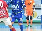 Movistar Inter presentó ante afición estrenó nueva sede Torrejón contundente victoria Jumilla (9-1)