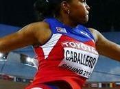Mundial Atletismo Pekín 2015: Denia Caballero regreso dorado Cuba alto podio.