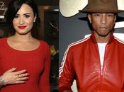 Demi Lovato Pharrell Williams actuarán
