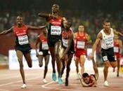 Mundial atletismo pekín 2015: Asbel Kiprop maneja táctica gana tercer 1.500