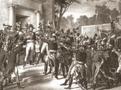 BRUMARIO NAPOLEÓN BONAPARTE noviembre 1799)