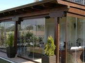 ventajas posibilidades acristalar espacios exteriores
