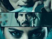 """Nuevo afiche trailer """"Knock Knock: Seducción Fatal"""" Keanu Reeves Lorenza Izzo"""