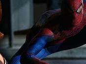 presión hacer película sobre Spider-Man ojos Andrew Garfield