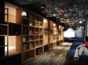 Book Bed, hotel para amantes libros ciudad Tokio