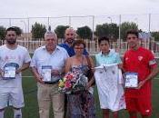 """Todo éxito memorial Pepe Flores"""" donde C.D. Utrera vencedor"""