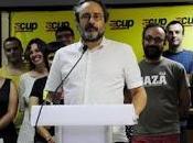 CUP-Crida Constituent, izquierda independentista irreductible