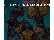Marvel Comics anuncia portadas alternativas para diciembre