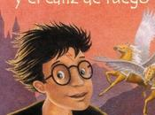 Harry Potter: caliz fuego Reseña Libro