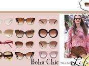 Sunglasses 2015 Boho Chic