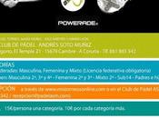 Torneo Powerade Padel