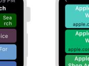Cómo contar navegador Apple Watch