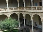 Museo Santa Cruz: patio