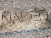 Paleta Naked Smoky Urban Decay